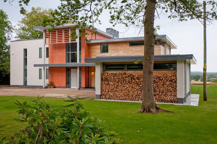 房子 by DUA Architecture LLP