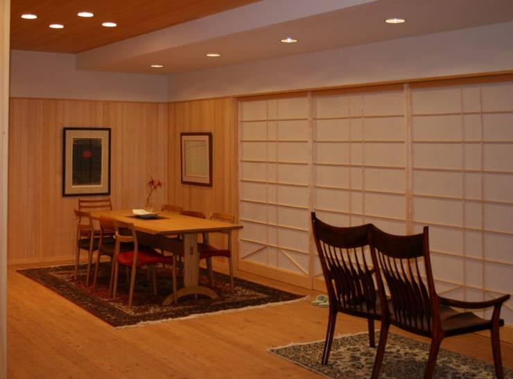 ダイニング: 川田稔設計室一級建築士事務所が手掛けたダイニングです。