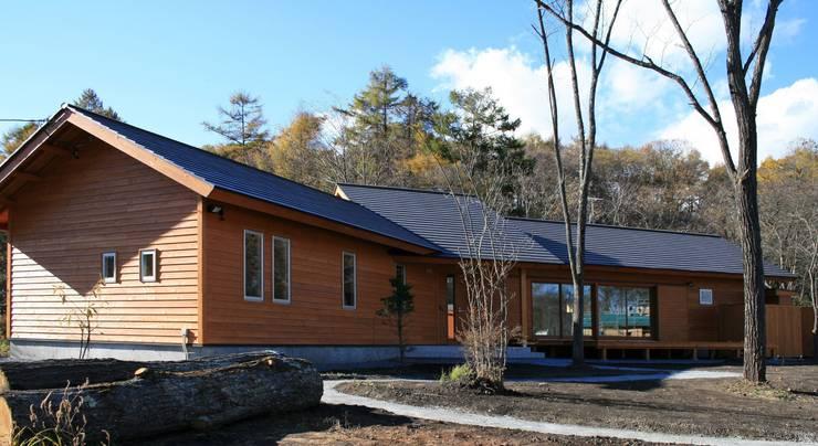 06K: 川田稔設計室一級建築士事務所が手掛けた家です。