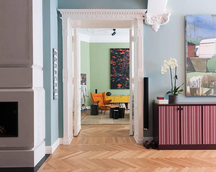 The Art of Viewing:  Flur & Diele von Gisbert Pöppler Architektur Interieur
