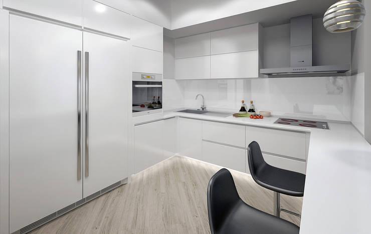 Кухня: Кухни в . Автор – Дизайн-студия 'Эскиз'
