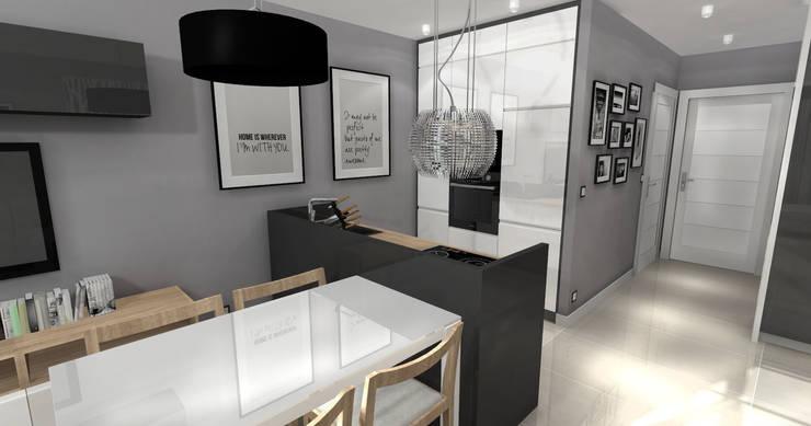 modern  oleh ArtDecoprojekt , Modern