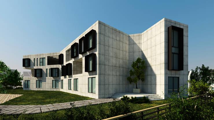 라메종베르트2: tohaus/떼오하우스의  주택