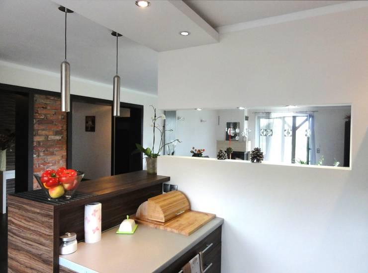 Kuchnia: styl , w kategorii Kuchnia zaprojektowany przez studio bonito,Nowoczesny