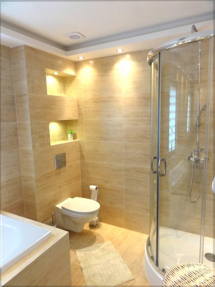 Łazienka: styl , w kategorii Łazienka zaprojektowany przez studio bonito,Nowoczesny
