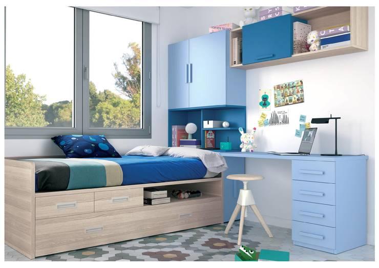 Nursery/kid's room تنفيذ Muebles Arepesa