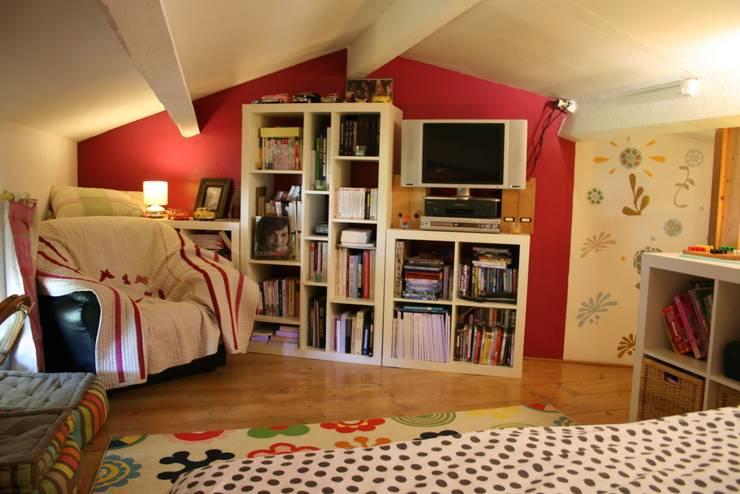 Спальни в . Автор – L'Oeil DeCo