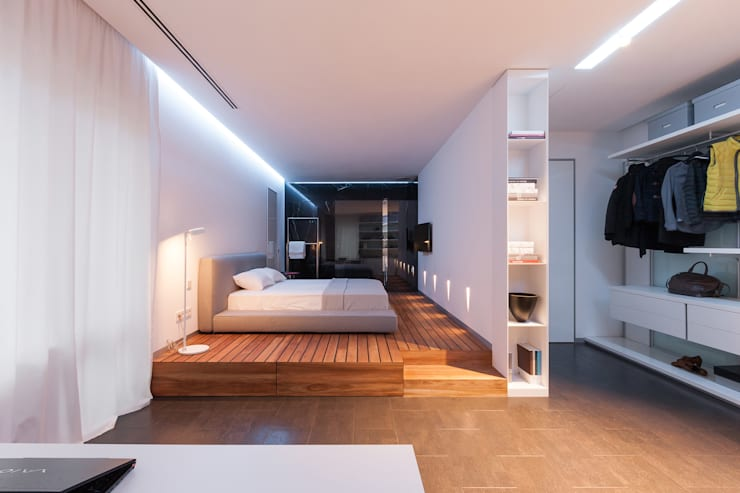 Bedroom by VALENTIROV&PARTNERS