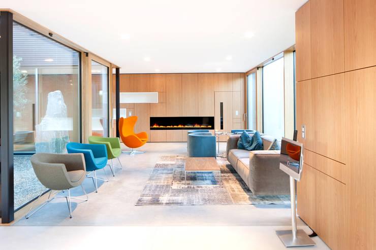 Ort der Kommunikation:  Veranstaltungsorte von design.s Richard Stanzel e. K.
