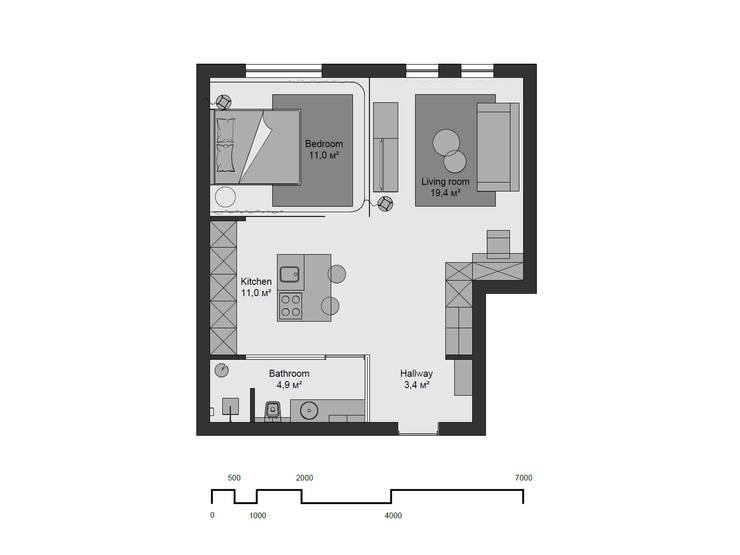 в . Автор – Kristina Petraitis Design House