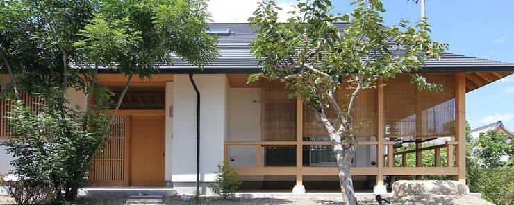 .: 永井政光建築設計事務所が手掛けた家です。