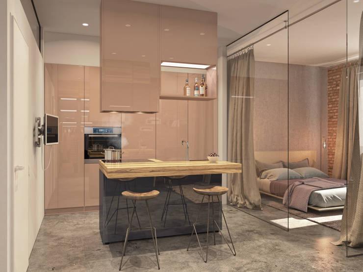 Кухни в . Автор – Kristina Petraitis Design House