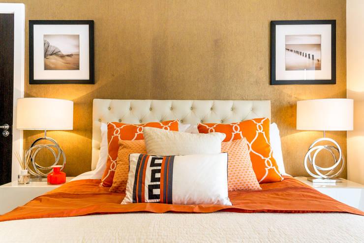 غرفة نوم تنفيذ In:Style Direct