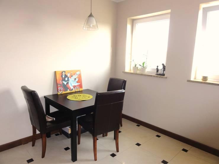 Mieszkanie trochę nowocześnie trochę klasycznie: styl , w kategorii Kuchnia zaprojektowany przez studio bonito,Klasyczny