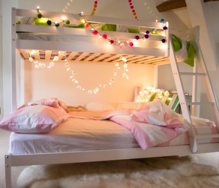 Nursery/kid's room by PomPom Galore