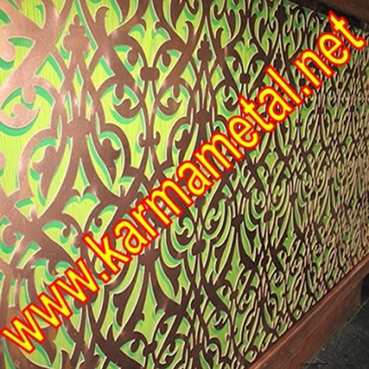 KARMA METAL – KARMA METAL-Cnc Lazer Kesim Ferforje Modelleri  Ve  Kapı,Korkuluk,Panel,Cephe Tavan Desenleri:  tarz Şarap Mahzeni