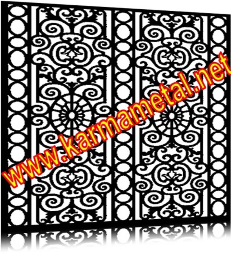 KARMA METAL – KARMA METAL-Cnc Lazer Kesim Ferforje Modelleri  Ve  Kapı,Korkuluk,Panel,Cephe Tavan Desenleri:  tarz Havuz