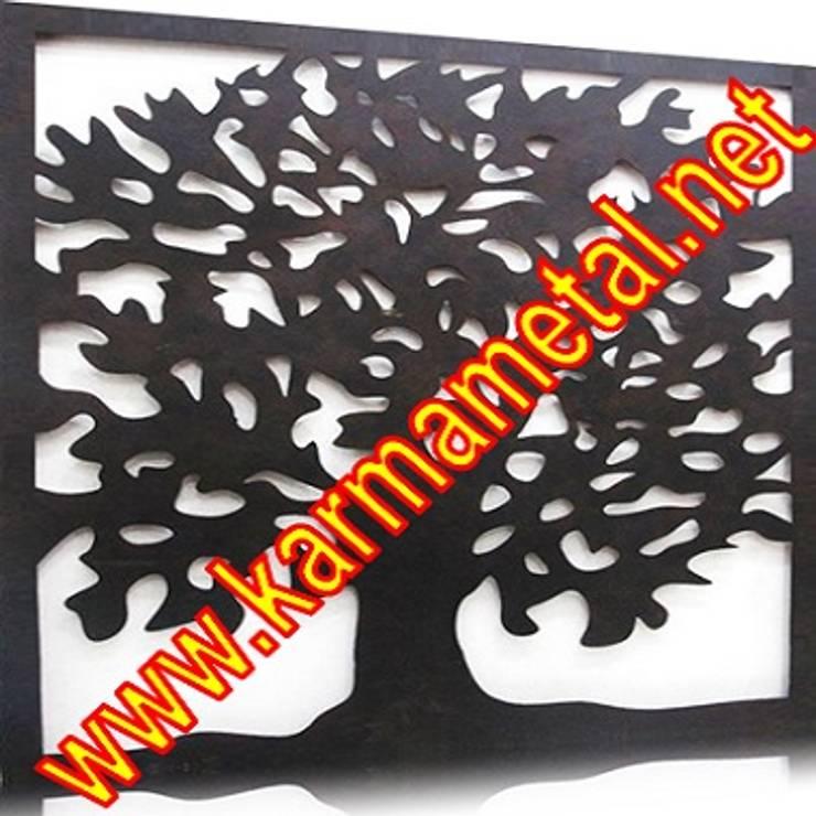 KARMA METAL – KARMA METAL-Cnc Lazer Kesim Ferforje Modelleri  Ve  Kapı,Korkuluk,Panel,Cephe Tavan Desenleri:  tarz Ev İçi