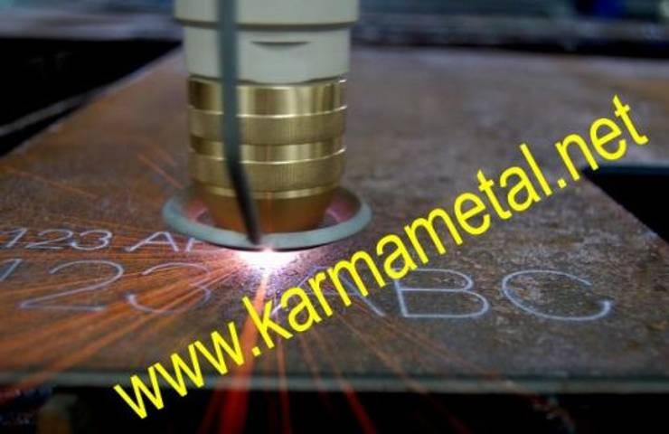 Cocinas de estilo  de KARMA METAL, Industrial