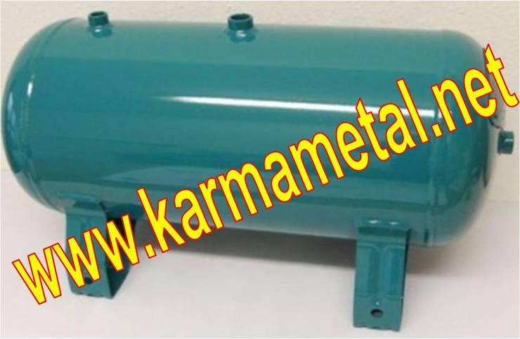 KARMA METAL – KARMA METAL basınçlı hava tankı kompresör tankları imalatı:  tarz Pencere, Endüstriyel