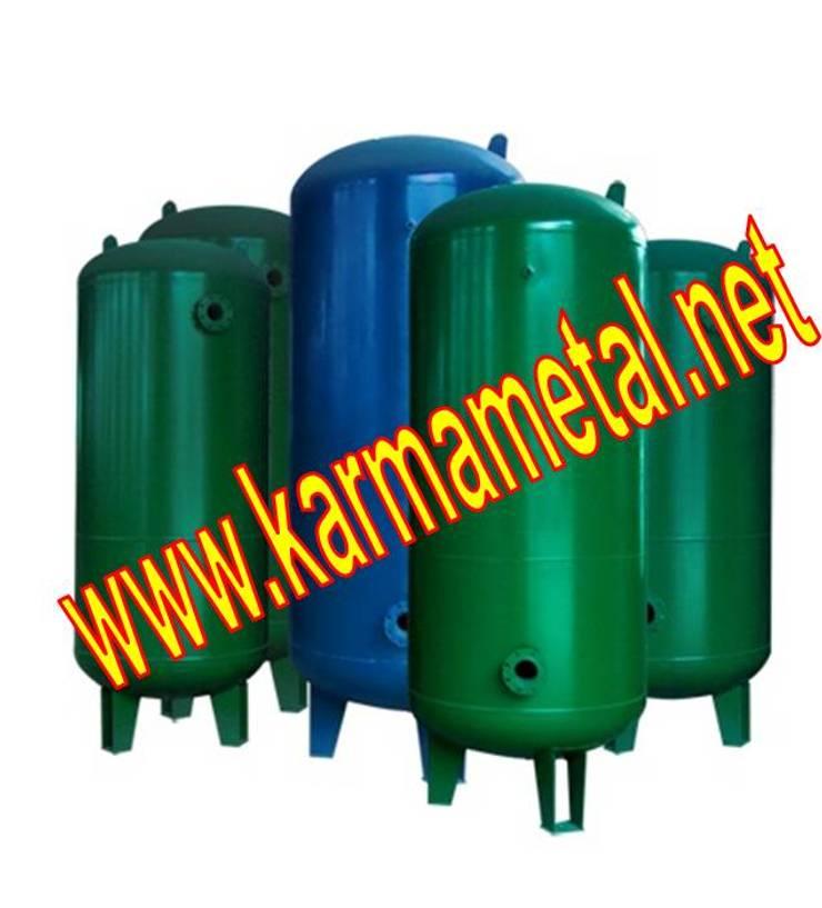 KARMA METAL – KARMA METAL basınçlı hava tankı kompresör tankları imalatı:  tarz Multimedya Odası, Endüstriyel