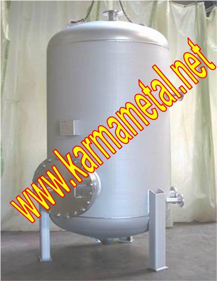 KARMA METAL – KARMA METAL basınçlı hava tankı kompresör tankları imalatı:  tarz Koridor ve Hol, Endüstriyel