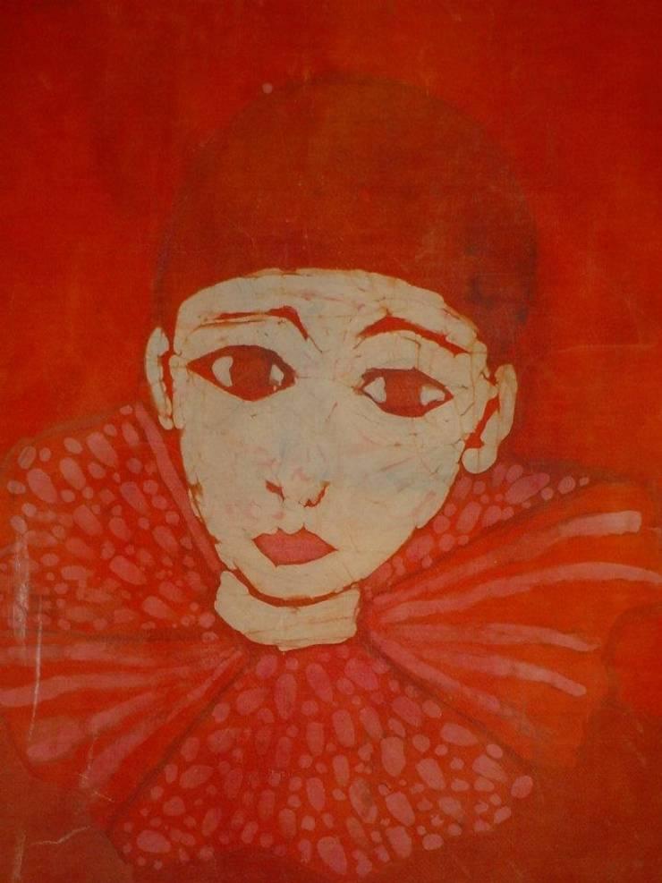 Batiki: styl , w kategorii Sztuka zaprojektowany przez studio bonito,