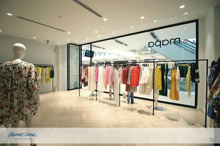 Murat Oral İç mimarlık ve Tasarım Tic. Ltd. Şti – Mapa:  tarz Dükkânlar