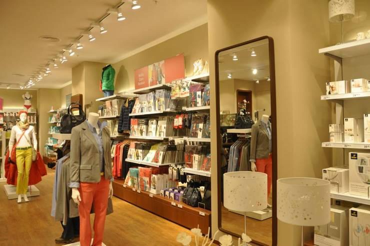 Murat Oral İç mimarlık ve Tasarım Tic. Ltd. Şti – Tchibo:  tarz Dükkânlar