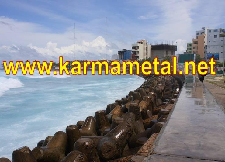 KARMA METAL – KARMA METAL-Tetrapod Kalıbı Tetrapot İmalatı ve Üretimi :  tarz Mutfak