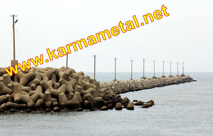 KARMA METAL – KARMA METAL-Tetrapod Kalıbı Tetrapot İmalatı ve Üretimi :  tarz Multimedya Odası