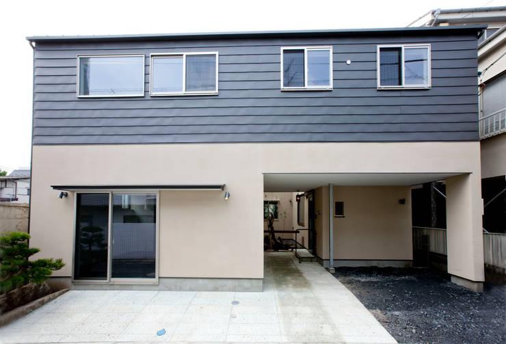 บ้านและที่อยู่อาศัย by 光風舎1級建築士事務所