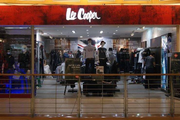 365 Elektrik – LeeCooper Mağaza Uygulamalarımız:  tarz Dükkânlar, Modern