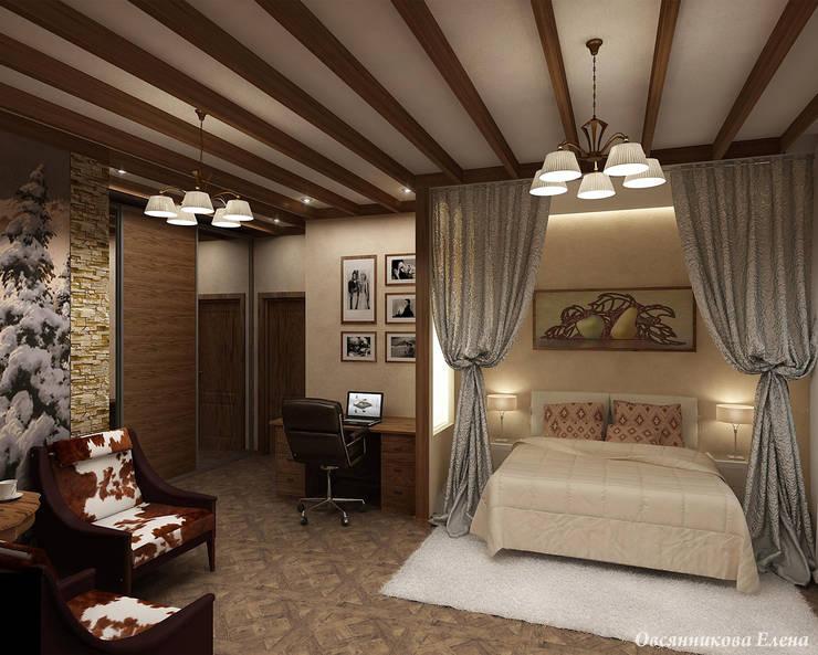 Bedroom by Елена Овсянникова