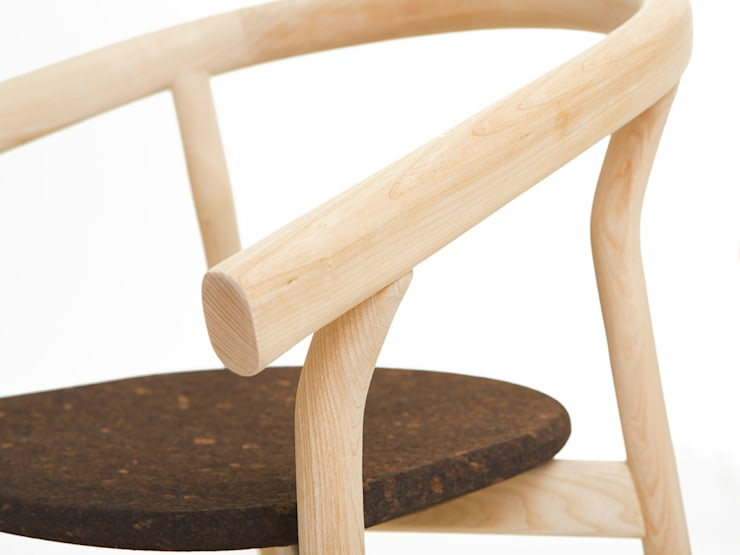 DORA chair (detail view of the standard option): Casa  por DAM