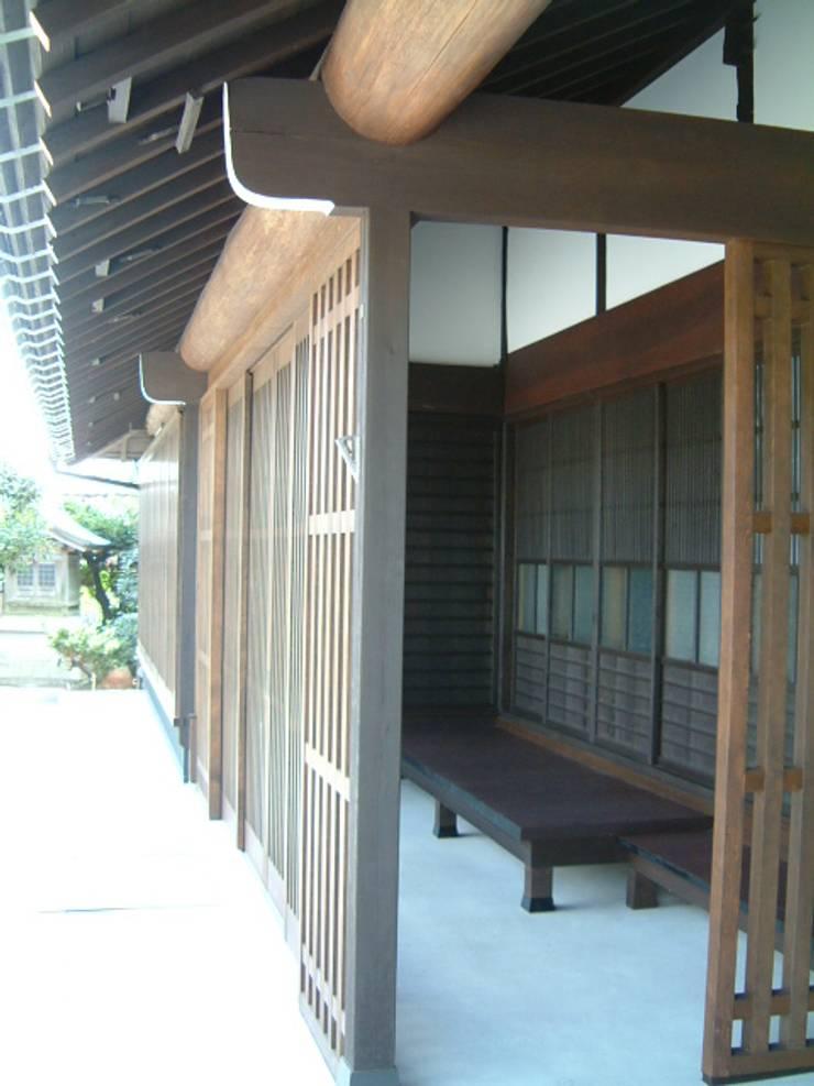 竣工外観2: 杉江直樹設計室が手掛けたです。