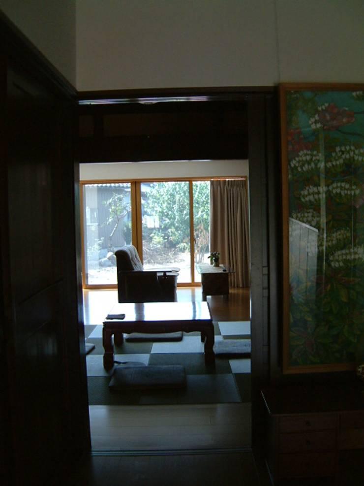 完成内観1: 杉江直樹設計室が手掛けたです。