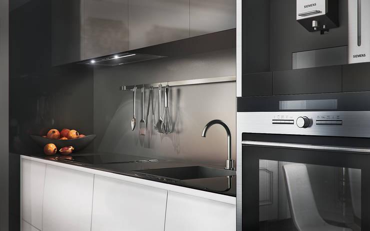 Interior Visualization: Кухни в . Автор – Станислав Святюк