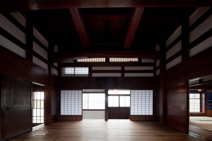 枠の内(広間)2: 杉江直樹設計室が手掛けたです。