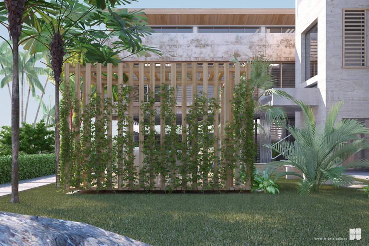 SolCity: Дома в . Автор – Studio of Architecture and Design 'St.art'