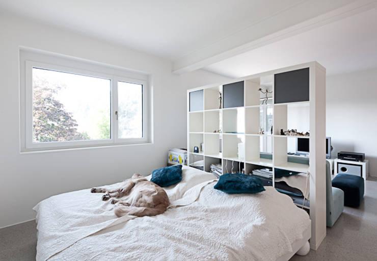 schröckenfuchs∞architektur:  tarz Yatak Odası