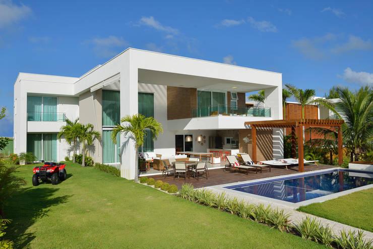 منازل تنفيذ Pinheiro Martinez Arquitetura