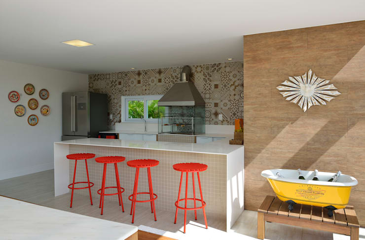 Terrace by Pinheiro Martinez Arquitetura