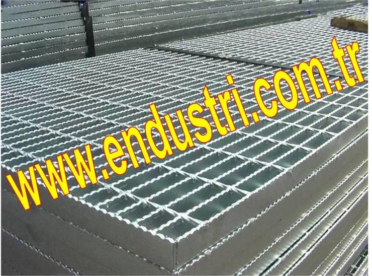 ENDÜSTRİ GRUP – ENDÜSTRİ GRUP – Galvanizli Metal Yürüme Yolu Platform Çelik Petek Izgarası:  tarz Oturma Odası