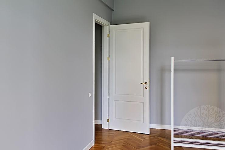 КВАРТИРА В СТАЛИНСКОМ ДОМЕ: Окна и двери в . Автор – Lesomodul