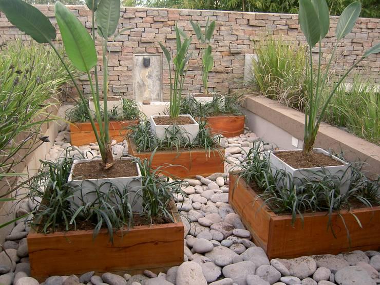 Un Jardin Oriental De Baires Green Muebles Homify