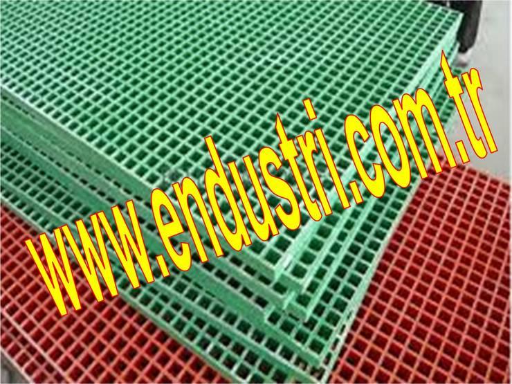 ENDÜSTRİ GRUP – ENDÜSTRİ GRUP-Ctp Izgara Kompozit Platform Izgara Izgarası ölçüleri:  tarz Multimedya Odası, Endüstriyel