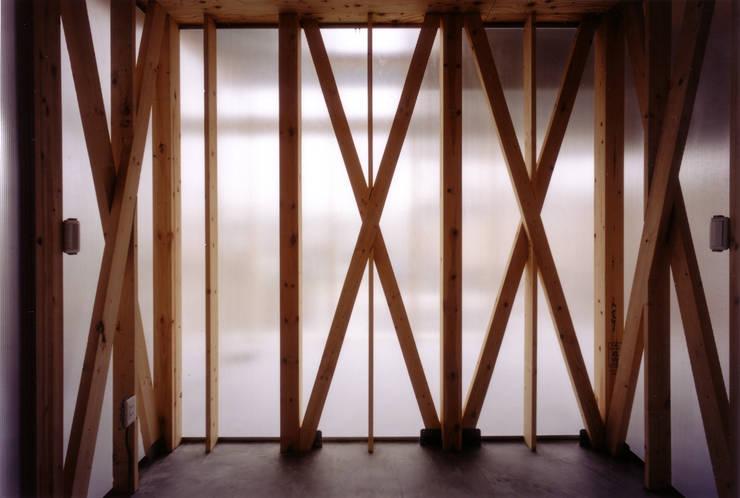 クロゼット内部 モダンデザインの ドレッシングルーム の 豊田空間デザイン室 一級建築士事務所 モダン プラスティック