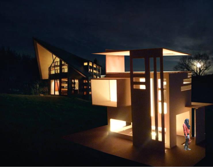 Casa Lamp:  de estilo  por Mono Studio