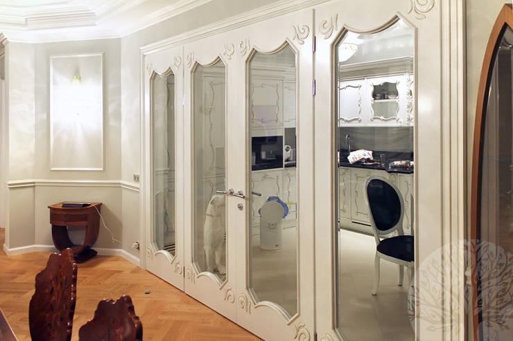 Двери в стиле арт-деко:  в . Автор – Lesomodul, Классический